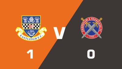 Highlights: Eastleigh vs Dagenham & Redbridge