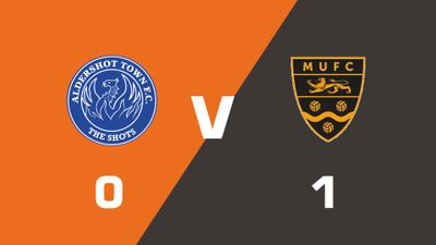 Highlights: Aldershot Town vs Maidstone United