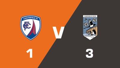 Highlights: Chesterfield vs Maidenhead United