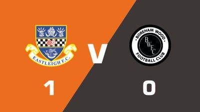 Highlights: Eastleigh vs Boreham Wood