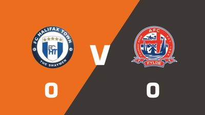 Highlights: FC Halifax Town vs AFC Fylde