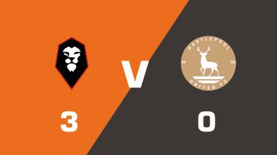 Highlights: Salford City vs Hartlepool United