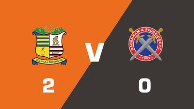 Highlights: Solihull Moors vs Dagenham & Redbridge