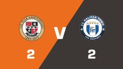 Highlights: Bromley vs FC Halifax Town