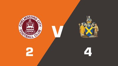 Highlights: Chelmsford City vs St Albans City