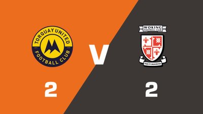 Highlights: Torquay United vs Woking