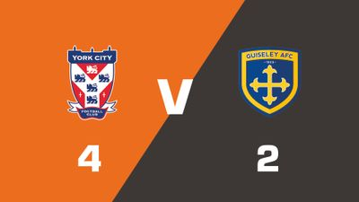 Highlights: York City vs Guiseley