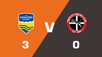 Highlights: Concord Rangers vs Truro City