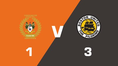 Highlights: Curzon Ashton vs Boston United