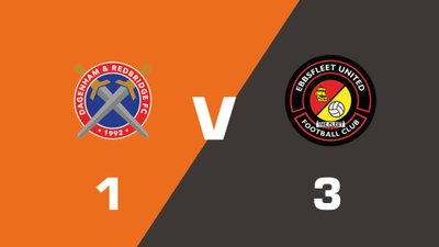 Highlights: Dagenham & Redbridge vs Ebbsfleet United