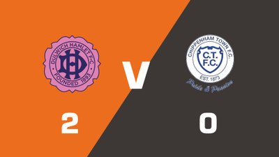 Highlights: Dulwich Hamlet vs Chippenham Town