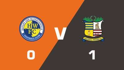 Highlights: Havant & Waterlooville vs Solihull Moors