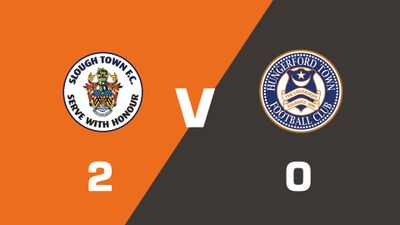 Highlights: Slough Town vs Hungerford Town