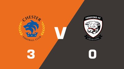 Highlights: Chester vs Hereford
