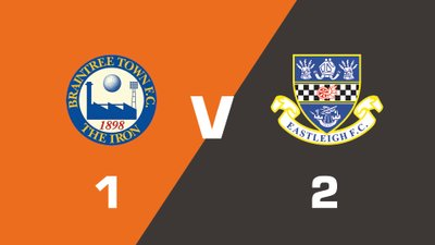 Highlights: Braintree Town vs Eastleigh