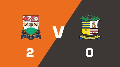 Highlights: Barnet vs Solihull Moors