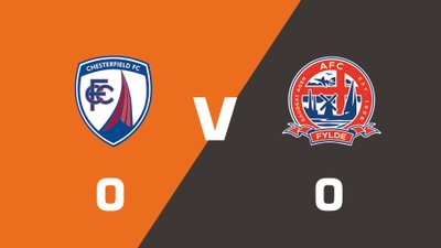 Highlights: Chesterfield vs AFC Fylde