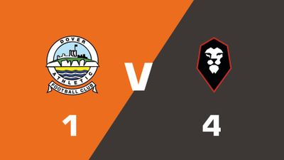 Highlights: Dover Athletic vs Salford City