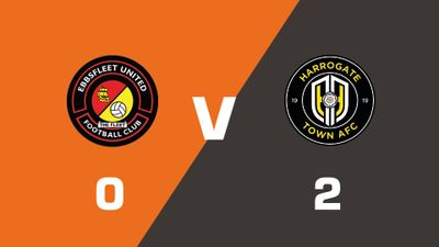 Highlights: Ebbsfleet United vs Harrogate Town