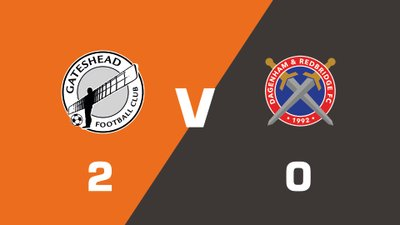 Highlights: Gateshead vs Dagenham & Redbridge
