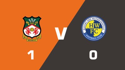 Highlights: Wrexham vs Havant & Waterlooville