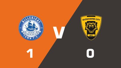 Highlights: Billericay Town vs Gloucester City