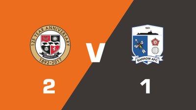 Highlights: Bromley vs Barrow
