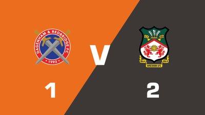 Highlights: Dagenham & Redbridge vs Wrexham