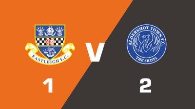 Highlights: Eastleigh vs Aldershot Town