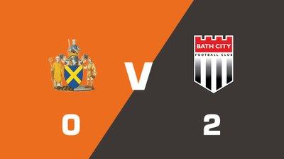 Highlights: St Albans City vs Bath City