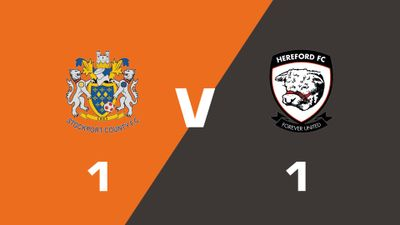 Highlights: Stockport County vs Hereford