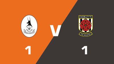 Highlights: AFC Telford United vs Chorley