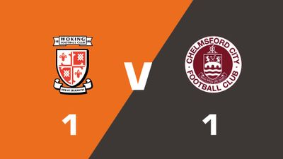 Highlights: Woking vs Chelmsford City