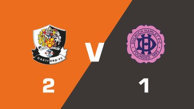 Highlights: Dartford vs Dulwich Hamlet