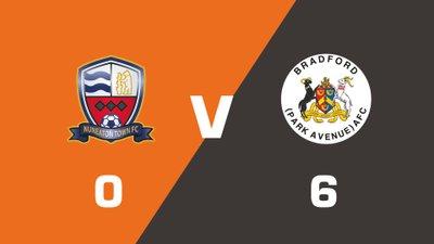 Highlights: Nuneaton Borough vs Bradford (Park Avenue)
