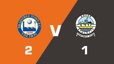 Highlights: Braintree Town vs Dover Athletic
