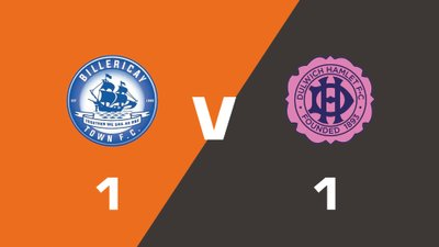 Highlights: Billericay Town vs Dulwich Hamlet