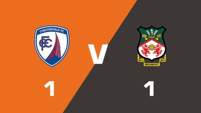 Highlights: Chesterfield vs Wrexham