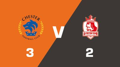 Highlights: Chester vs Alfreton Town