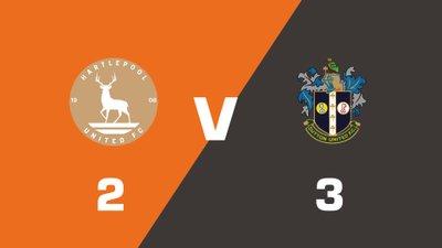 Highlights: Hartlepool United vs Sutton United