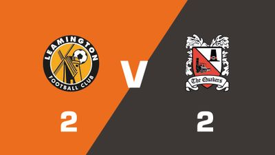 Highlights: Leamington vs Darlington