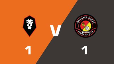 Highlights: Salford City vs Ebbsfleet United