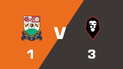 Highlights: Barnet vs Salford City