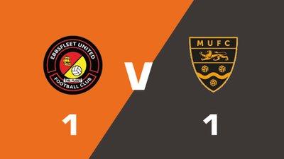 Highlights: Ebbsfleet United vs Maidstone United
