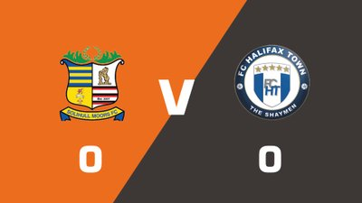 Highlights: Solihull Moors vs FC Halifax Town