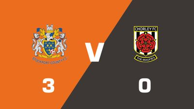 Highlights: Stockport County vs Chorley