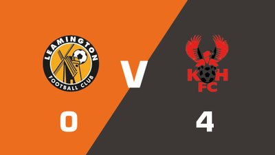 Highlights: Leamington vs Kidderminster Harriers