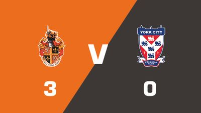 Highlights: Spennymoor Town vs York City