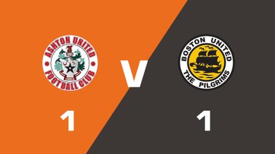 Highlights: Ashton United vs Boston United