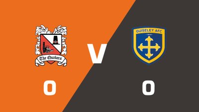Highlights: Darlington vs Guiseley